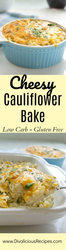 cauliflower bake