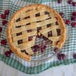 sugar free cherry pie