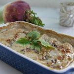 turnip gratin