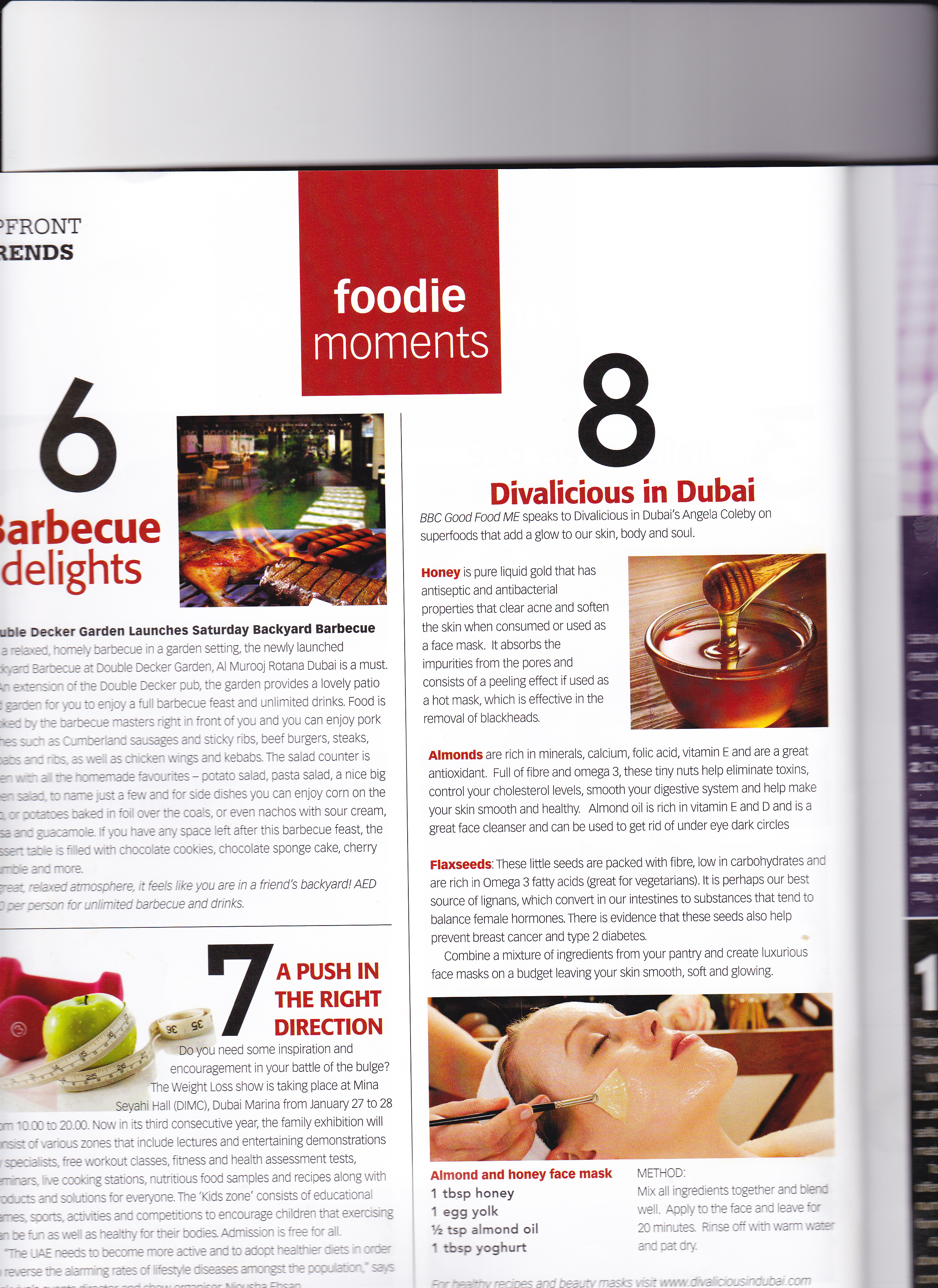 Bbc good food me jan 2012 divalicious recipes the diva in print forumfinder Image collections