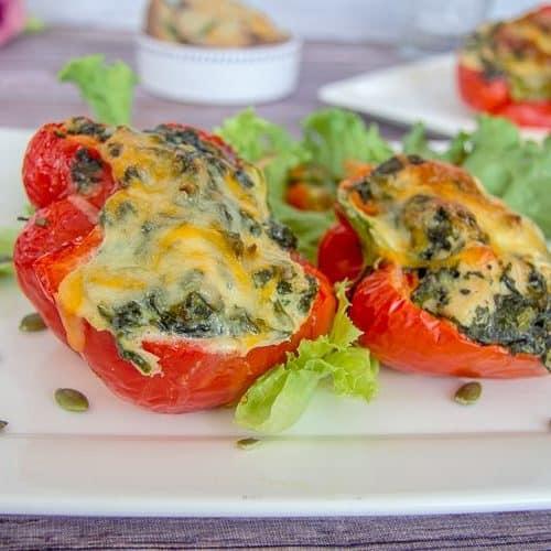 chicken florentine peppers