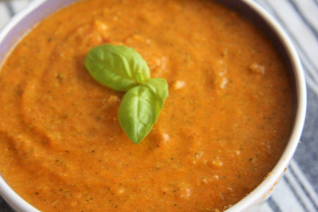 broccoli tomato soup