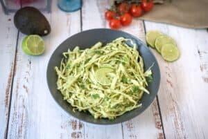 avocado coleslaw