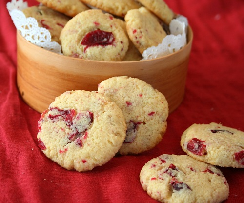 Cranberry-Ginger-Butter-Cookies-2