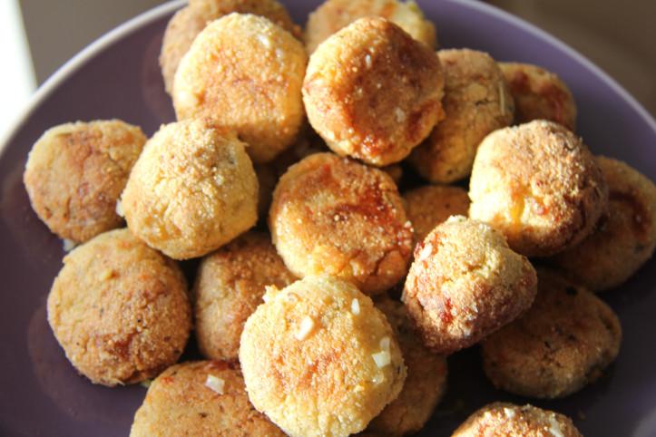 garlic balls