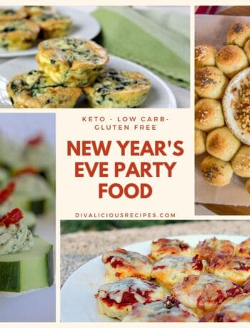 low carb new year's eve food