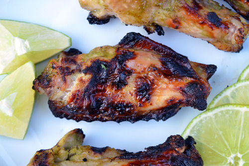 chickenchile wings