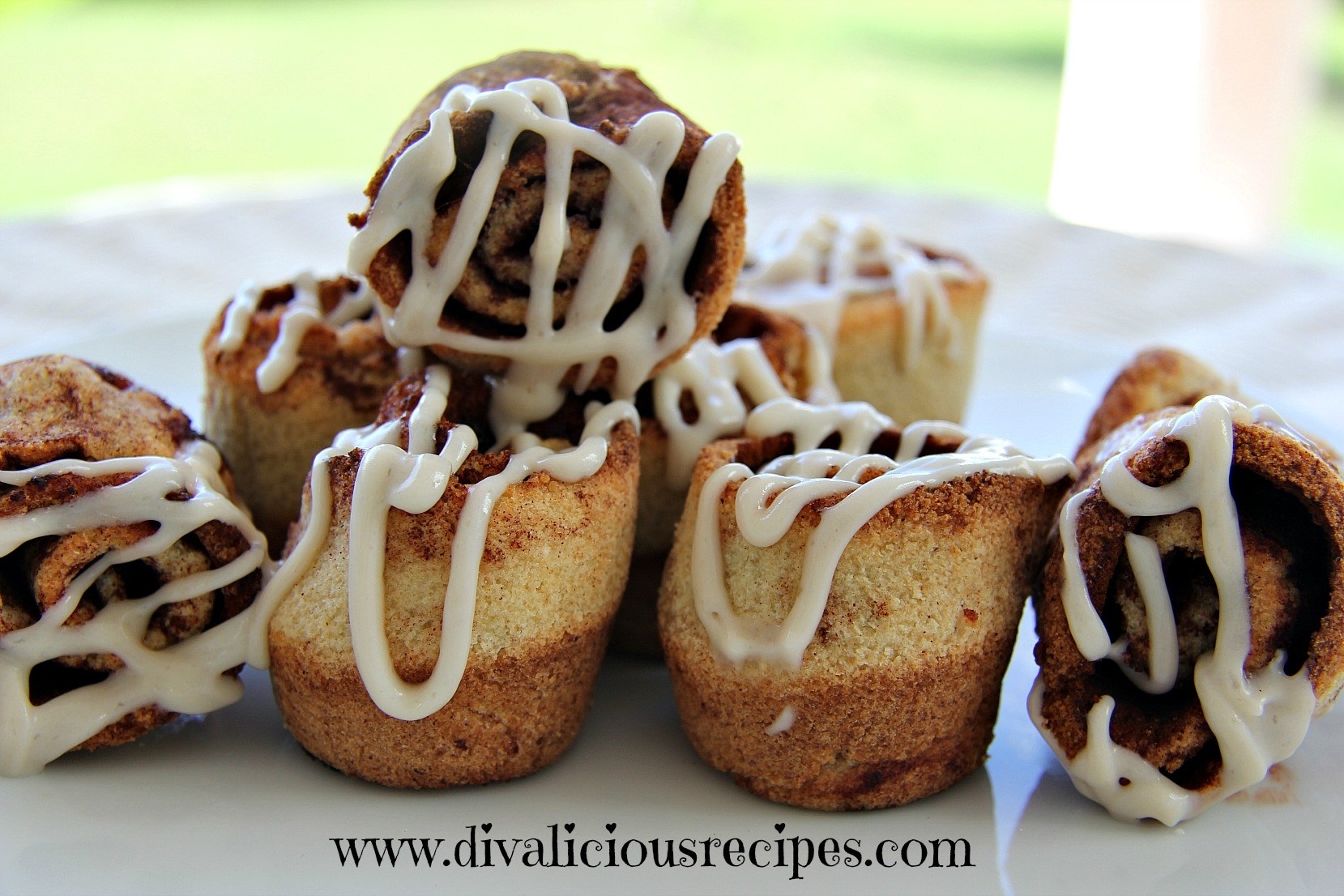 cinnamon rolls low carb