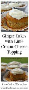 ginger cakes