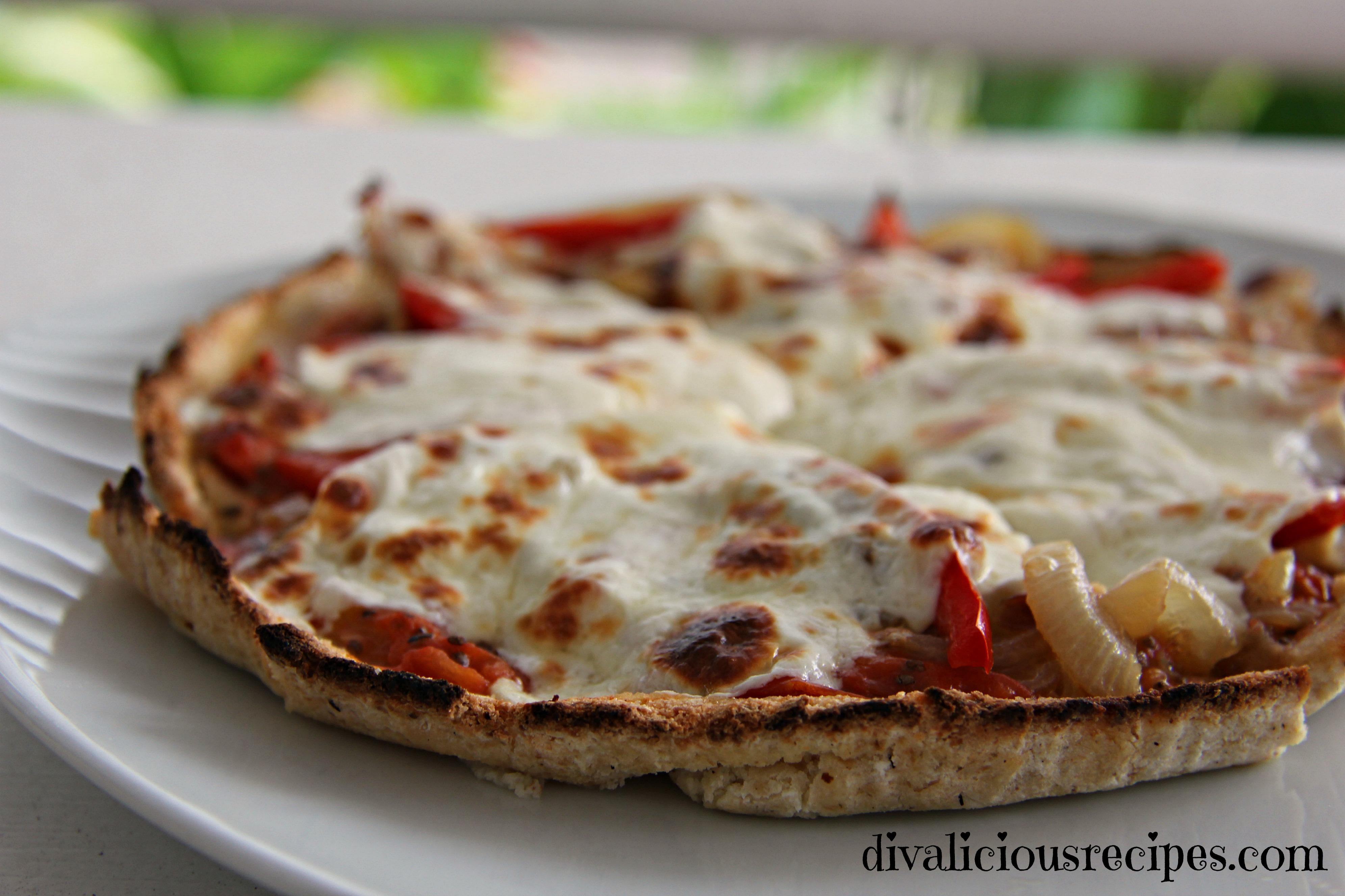Coconut Flour Psyllium Pizza Divalicious Recipes