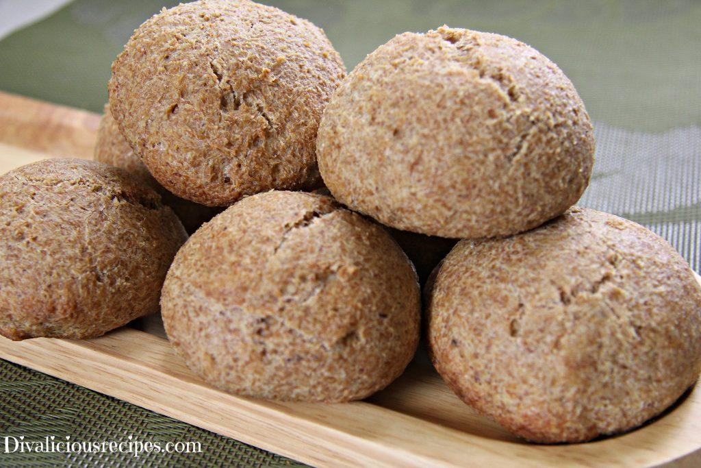 Low Carb Flaxseed & Psyllium Bread Rolls - Keto & Low Carb