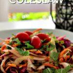 tamarind coleslaw
