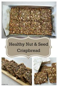 Low Carb Crispbread Recipe