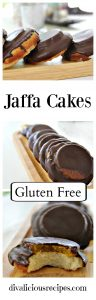 Jaffa cakes gluten free