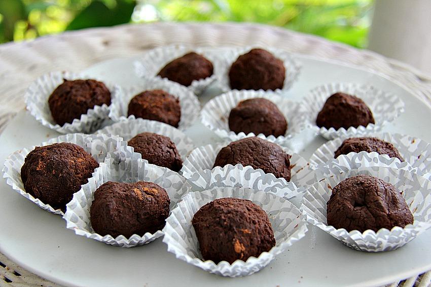 truffle-chocolate