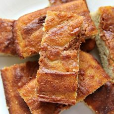 cinnamon slices