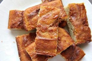 cinnamon slices