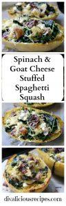 spinach-goat-cheese-spaghetti-squash