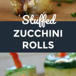zucchini appetiser