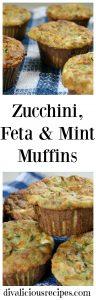 zucchini-mint-muffins