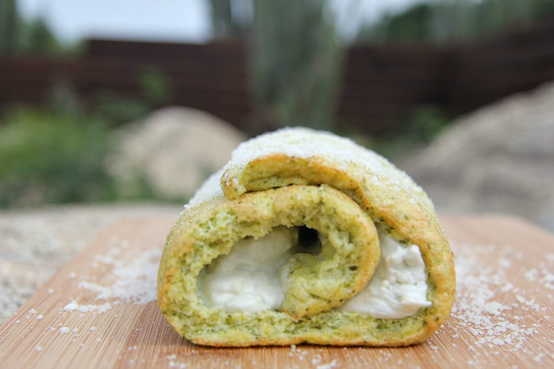 broccoli roulade