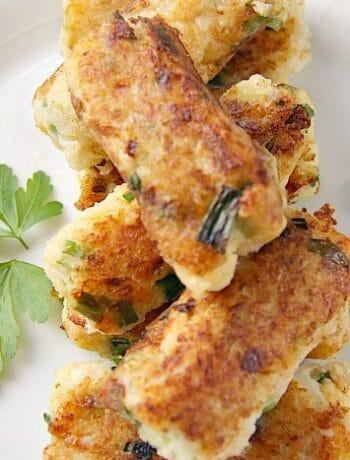 cauliflower croquette
