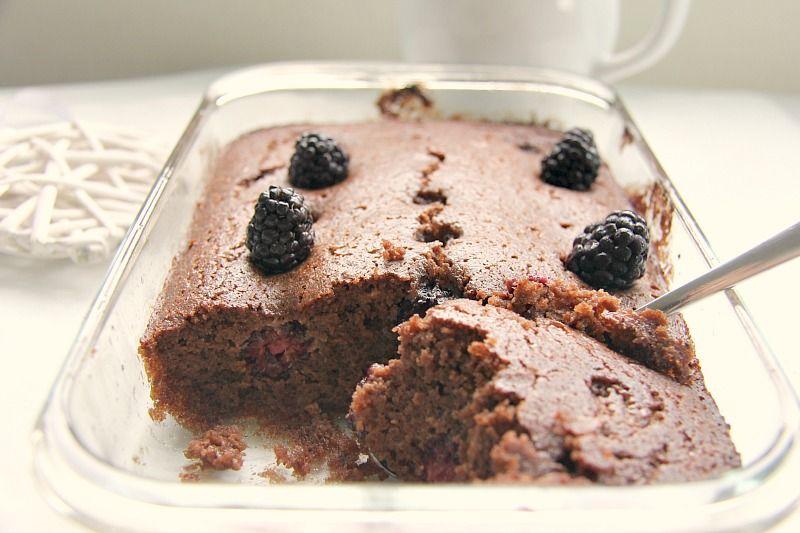 chocolate blackberry