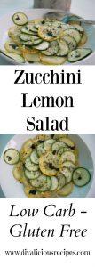 zucchini lemon divalicious