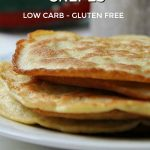 coconut flour crepes low carb