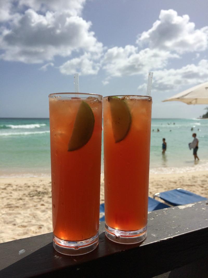 Barbados Rum Punch - Low Carb - Divalicious Recipes