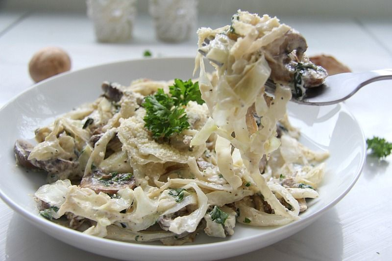 creamy cabbage