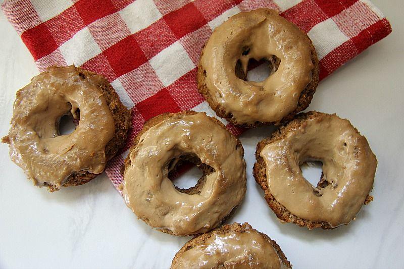 coffee doughnuts