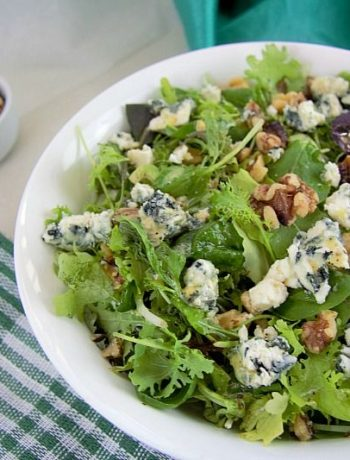 walnut blue cheese