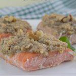 walnut salmon