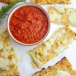 cauliflower breadstick