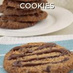 low carb hazelnut cookie