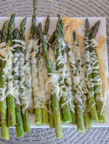 easy roasted asparagus