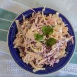 spicy chipotle coleslaw