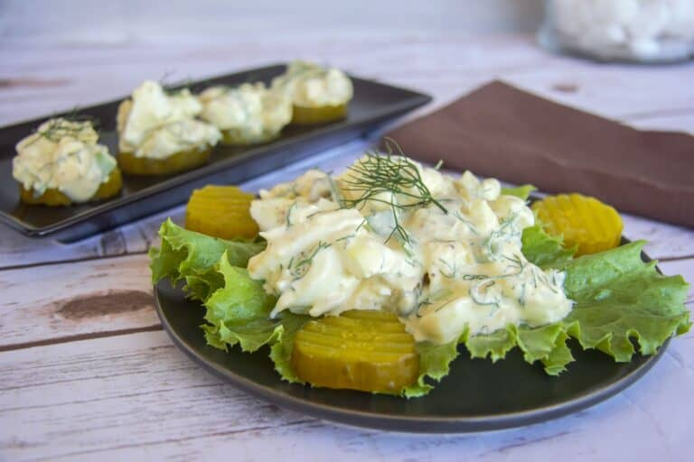 dill pickle salad