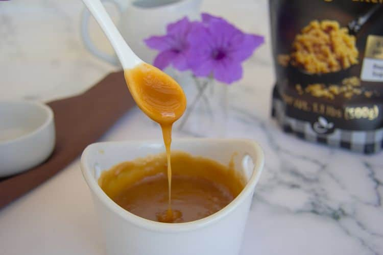 sugar free caramel sauce