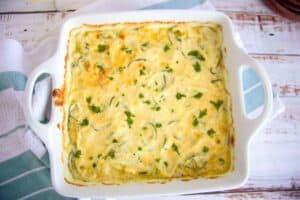 zucchini mac cheese