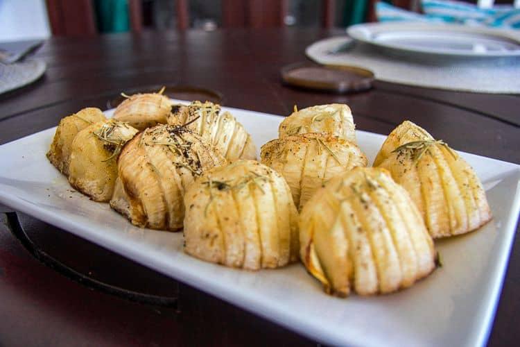 hasselback turnips