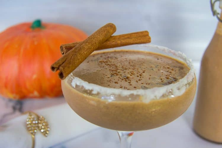 sugar free pumpkin spice Irish cream