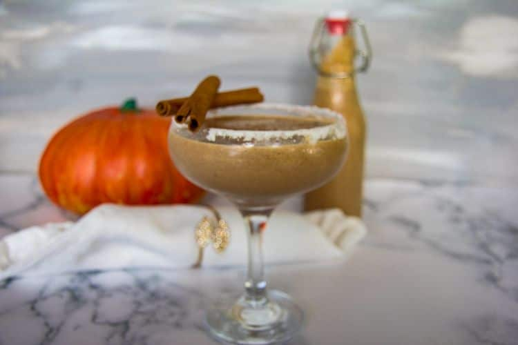 pumpkin irish cream