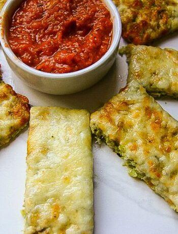 broccoli cheesy breadsticks
