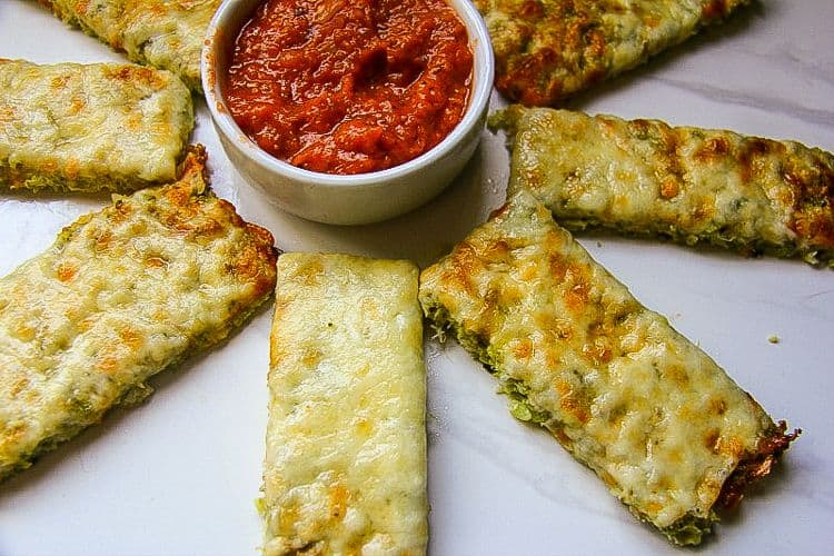 broccoli cheesy breadsticks