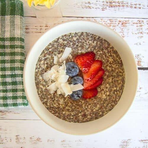 hempseed oatmeal