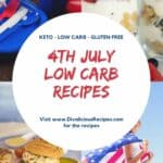 4th july low carb recipes