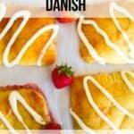 keto danish pastry
