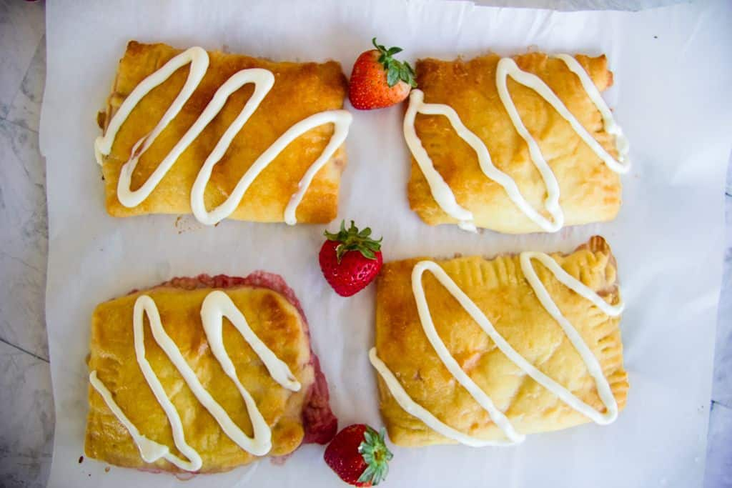 low carb keto danish pastry